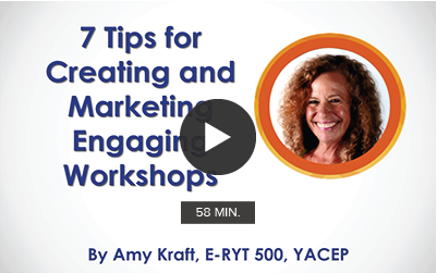 CE Workshop | 7 Tips for Creating and Marketing Engaging Workshops