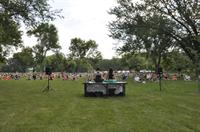 Yoga in the Park 2014