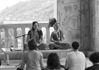 Master class at YOGA FESTIVAL Italy