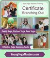 Branching Out Kids Yoga