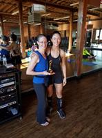 2016 Instructor of the Year, Onelife Fitness