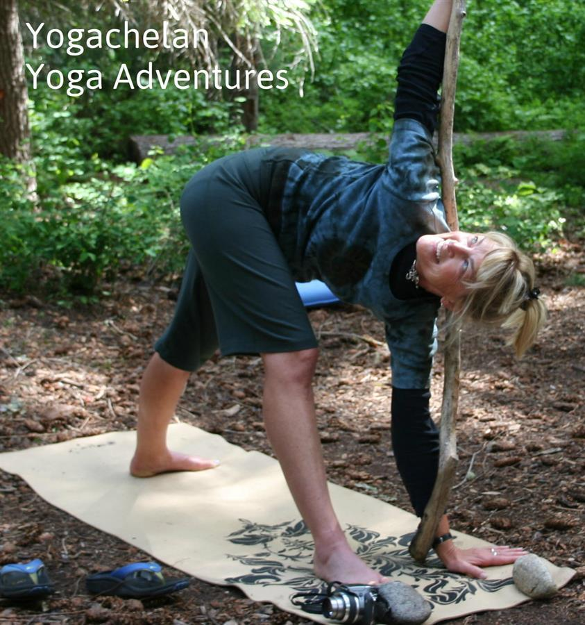 Yoga with nature retreat
