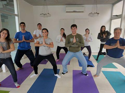 Yoga for Companies: Natura Argentina 2016