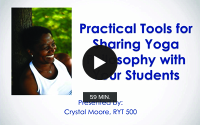 Practical Tools for Sharing Yoga Philosophy with Your Students