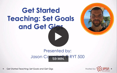 Click to watch 'Get Started Teaching'