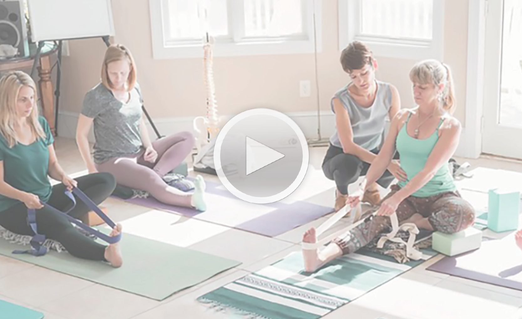 Asana Evolution for Hip Injury Care and Prevention