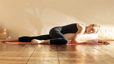CE Workshop | How to Teach Restorative Yoga Online