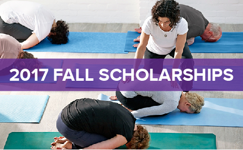 2017 Fall Scholarships