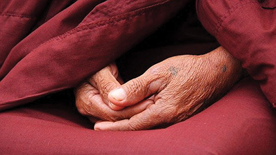 Community Sangha | Teaching Yoga to Older Adults