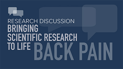Research Discussion | Bringing Scientific Research to Life