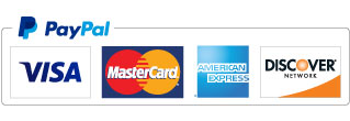 Payments accepted: Visa, MasterCard, American Express, Discover