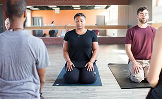 Incorporating Pranayama & Meditation in General Classes