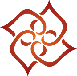 Yoga Alliance flower logo