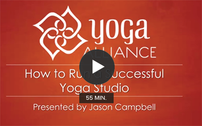 CE Workshop | How to Run a Successful Yoga Studio
