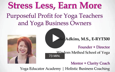 Creating High-Value Yoga Programs