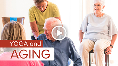 Yoga and Aging