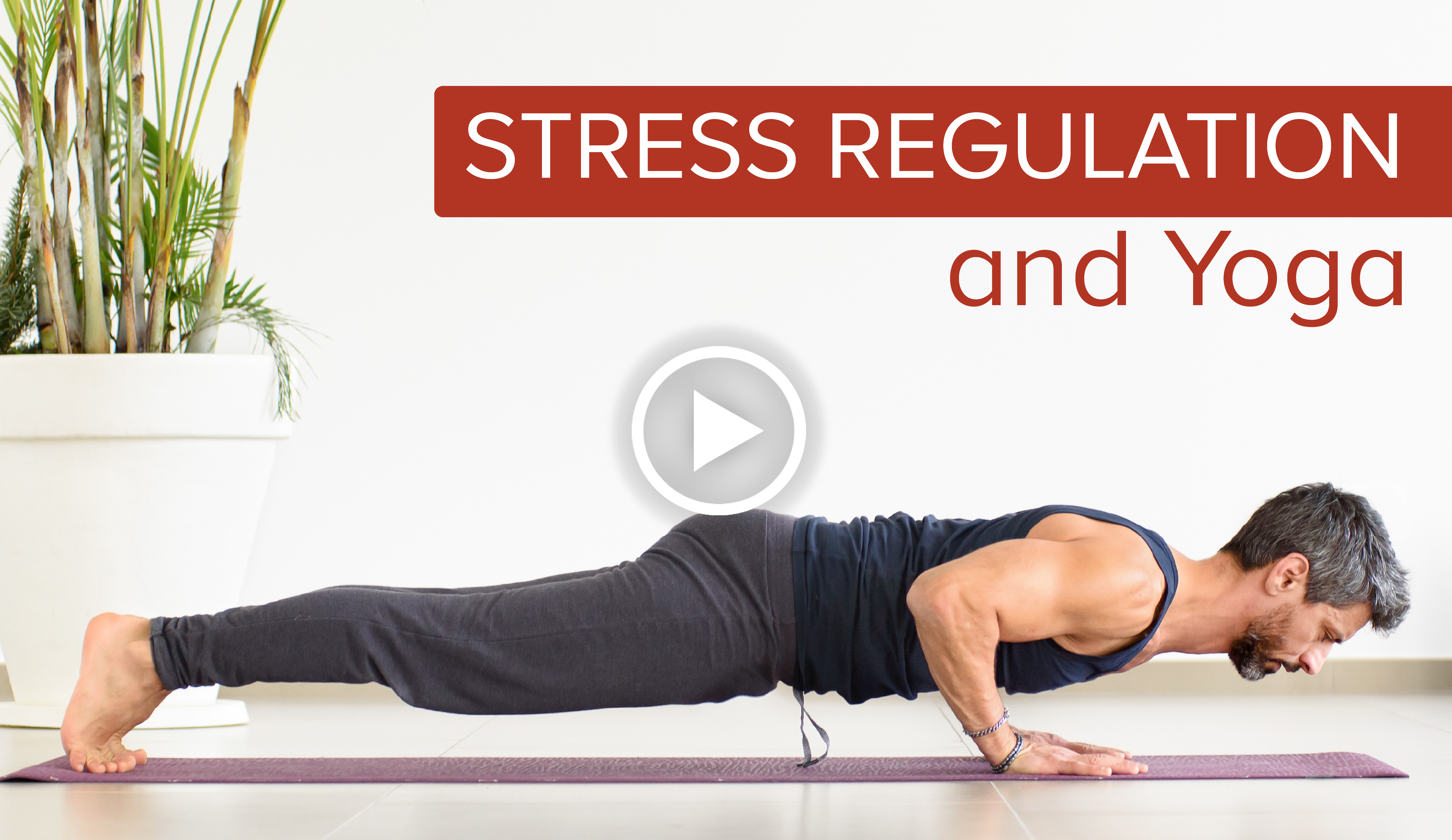 Stress Regulation and Yoga